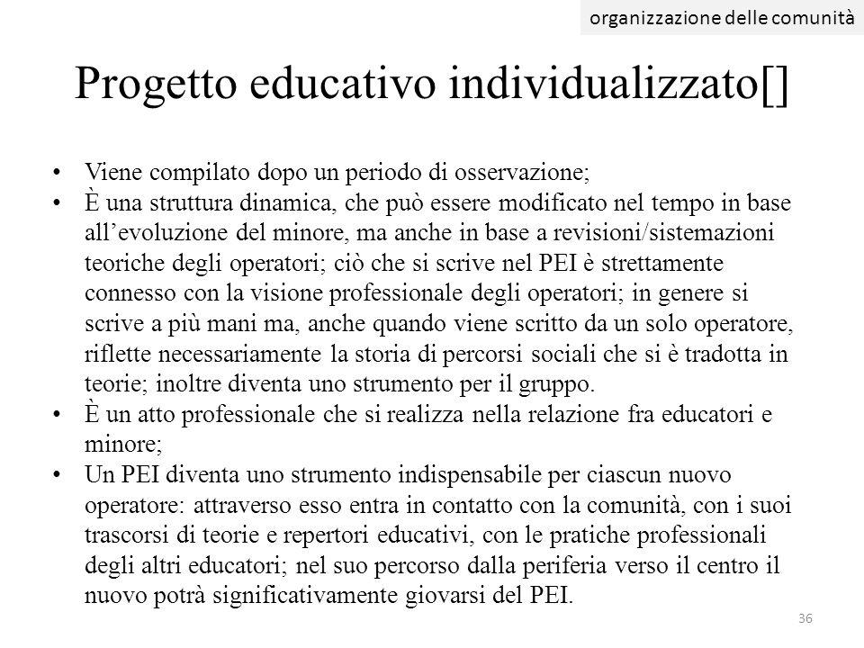 Progetto educativo individualizzato[]